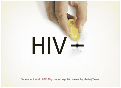 HIV-AIDS poster