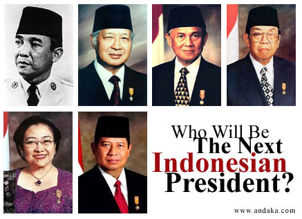 Who Will Be The Next Indonesia President?