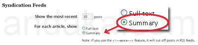 Custom RSS pada WordPress