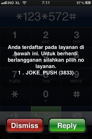 SMS JOKE XL Yang Tidak Lucu   Deddy Andaka's Blog320